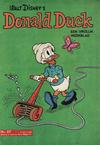Cover for Donald Duck (Geïllustreerde Pers, 1952 series) #27/1968