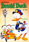 Cover for Donald Duck (Oberon, 1972 series) #11/1988