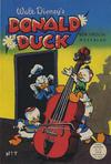 Cover for Donald Duck (Geïllustreerde Pers, 1952 series) #7/1952