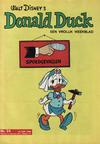 Cover for Donald Duck (Geïllustreerde Pers, 1952 series) #24/1968