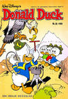 Cover for Donald Duck (Oberon, 1972 series) #35/1988