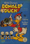 Cover for Donald Duck (Geïllustreerde Pers, 1952 series) #1/1952