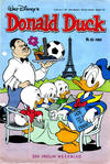 Cover for Donald Duck (Oberon, 1972 series) #10/1989