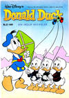 Cover for Donald Duck (Oberon, 1972 series) #27/1989