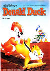 Cover for Donald Duck (Oberon, 1972 series) #23/1989