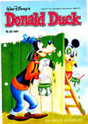 Cover for Donald Duck (Oberon, 1972 series) #39/1989