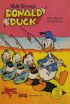Cover for Donald Duck (Geïllustreerde Pers, 1952 series) #2/1952