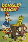 Cover for Donald Duck (Geïllustreerde Pers, 1952 series) #5/1952