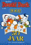 Cover for Donald Duck (Sanoma Uitgevers, 2002 series) #1/2002