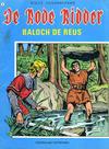 Cover for De Rode Ridder (Standaard Uitgeverij, 1959 series) #16 [zwartwit] - Baloch, de reus