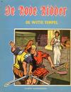 Cover for De Rode Ridder (Standaard Uitgeverij, 1959 series) #18 [zwartwit] - De witte tempel
