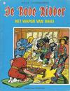 Cover for De Rode Ridder (Standaard Uitgeverij, 1959 series) #6 [zwartwit] - Het wapen van Rihei
