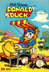Cover for Donald Duck (Geïllustreerde Pers, 1952 series) #40/1953
