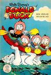 Cover for Donald Duck (Geïllustreerde Pers, 1952 series) #37/1953