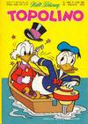 Cover for Topolino (Arnoldo Mondadori Editore, 1949 series) #1082