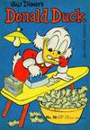 Cover for Donald Duck (Geïllustreerde Pers, 1952 series) #36/1962