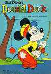 Cover for Donald Duck (Geïllustreerde Pers, 1952 series) #31/1962