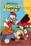 Cover for Donald Duck (Geïllustreerde Pers, 1952 series) #38/1953