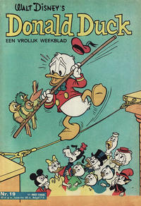 Cover Thumbnail for Donald Duck (Geïllustreerde Pers, 1952 series) #19/1968