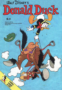 Cover Thumbnail for Donald Duck (Oberon, 1972 series) #11/1975