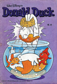 Cover Thumbnail for Donald Duck (Oberon, 1972 series) #35/1977