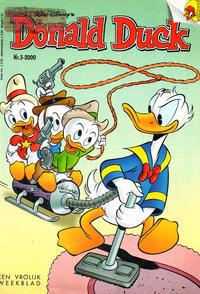 Cover Thumbnail for Donald Duck (VNU Tijdschriften, 1998 series) #3/2000
