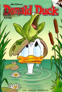 Cover Thumbnail for Donald Duck (VNU Tijdschriften, 1998 series) #37/2000