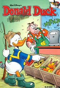 Cover Thumbnail for Donald Duck (VNU Tijdschriften, 1998 series) #49/2000