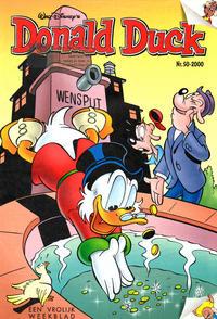 Cover Thumbnail for Donald Duck (VNU Tijdschriften, 1998 series) #50/2000