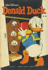 Cover Thumbnail for Donald Duck (Oberon, 1972 series) #49/1978