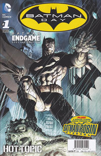 Cover Thumbnail for Batman Endgame: Special Edition (DC, 2015 series) #1 [Hot Topic Cover]
