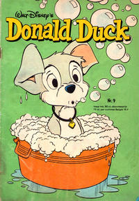 Cover Thumbnail for Donald Duck (Oberon, 1972 series) #9/1976