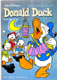 Cover Thumbnail for Donald Duck (Oberon, 1972 series) #48/1989