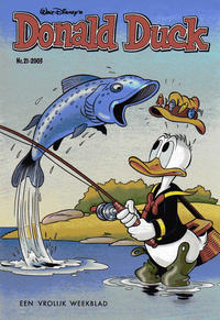Cover Thumbnail for Donald Duck (Sanoma Uitgevers, 2002 series) #21/2003
