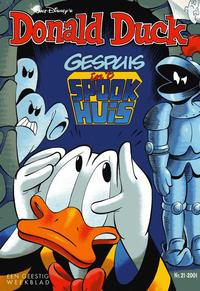 Cover Thumbnail for Donald Duck (VNU Tijdschriften, 1998 series) #21/2001