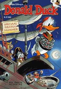 Cover Thumbnail for Donald Duck (VNU Tijdschriften, 1998 series) #27/2001