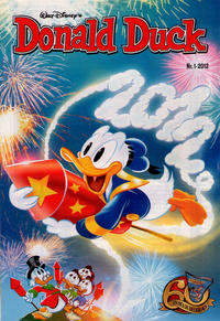 Cover Thumbnail for Donald Duck (Sanoma Uitgevers, 2002 series) #1/2012