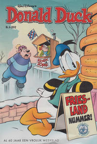 Cover Thumbnail for Donald Duck (Sanoma Uitgevers, 2002 series) #4/2012
