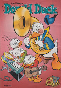 Cover Thumbnail for Donald Duck (Sanoma Uitgevers, 2002 series) #24/2012