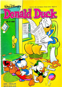 Cover Thumbnail for Donald Duck (Oberon, 1972 series) #17/1989
