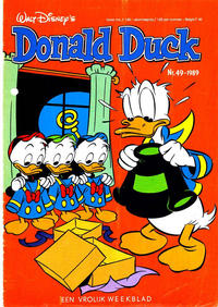 Cover Thumbnail for Donald Duck (Oberon, 1972 series) #49/1989