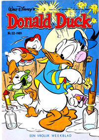 Cover Thumbnail for Donald Duck (Oberon, 1972 series) #52/1989