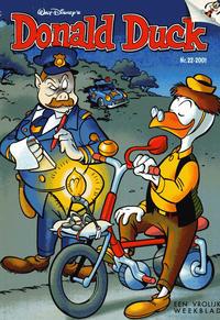 Cover Thumbnail for Donald Duck (VNU Tijdschriften, 1998 series) #22/2001