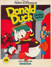 Cover Thumbnail for De beste verhalen van Donald Duck (Oberon, 1976 series) #28 - Als geheim agent