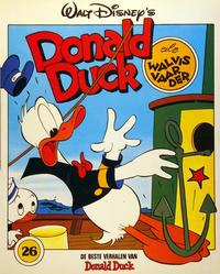 Cover Thumbnail for De beste verhalen van Donald Duck (Oberon, 1976 series) #26 - Als walvisvaarder [Eerste druk]