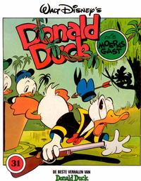 Cover Thumbnail for De beste verhalen van Donald Duck (Oberon, 1976 series) #31 - Als moerasgast [Eerste druk]