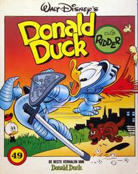 Cover Thumbnail for De beste verhalen van Donald Duck (Geïllustreerde Pers, 1985 series) #49