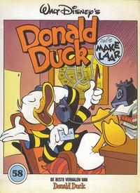 Cover Thumbnail for De beste verhalen van Donald Duck (Geïllustreerde Pers, 1985 series) #58