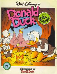 Cover Thumbnail for De beste verhalen van Donald Duck (Geïllustreerde Pers, 1985 series) #71