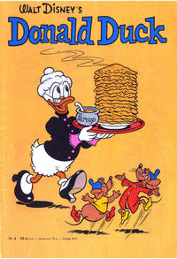 Cover for Donald Duck (Oberon, 1972 series) #4/1973